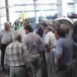 21 августа 2014 г. состоялось заседание Правления Объединения работодателей Алтайского края «Союз промышленников»