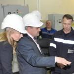 Промышленники и ученые побывали с экскурсией на Барнаульской  ТЭЦ-2