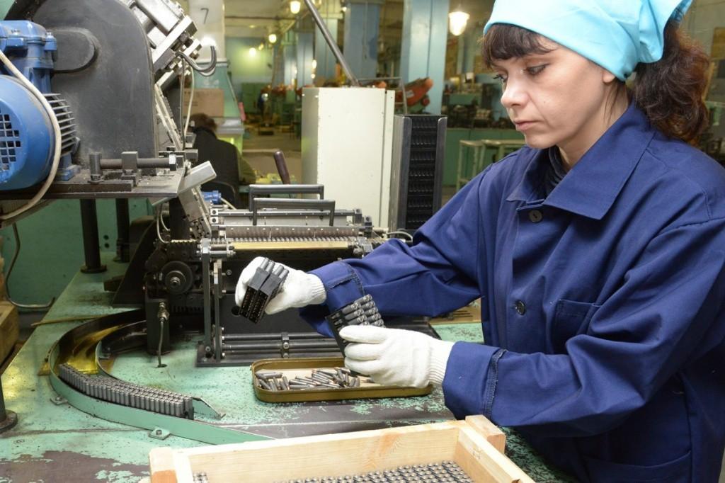 Оборонно-промышленный комплекс Алтайского края – состояние и проблемы