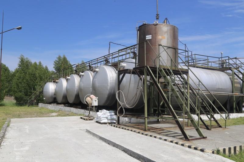 Бийский олеумный завод