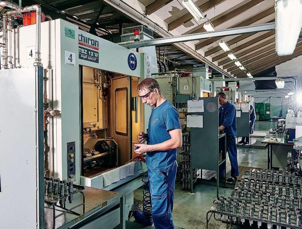 Алтайский край превзошёл по индексу промышленного производства 2020 года общероссийский показатель
