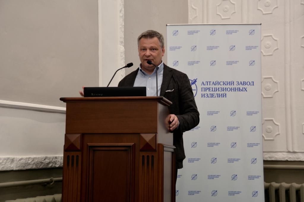 Новые достижения и задачи предприятий Алтайского края