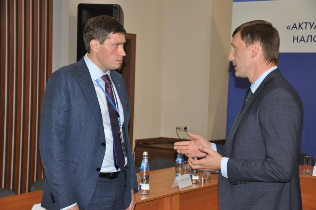 Актуальные вопросы администрирования налогообложения промышленники обсудили в рамках круглого стола на Барнаульском заводе АТИ