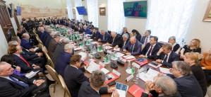 23 марта 2016 года состоялось совместное заседание Координационного совета отделений РСПП Сибирского федерального округа и Межрегиональной ассоциации «Сибирское соглашение»