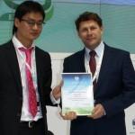 ОАО «Алтайэнергосбыт» стало призёром всероссийского конкурса проектов в области энергосбережения