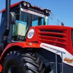 Алтайский моторный завод отправил опытную партию дизелей для тракторов «Кировец» в Санкт-Петербург