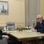 Президент РСПП Александр Шохин награжден медалью Столыпина за вклад в развитие РФ