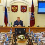 27 июня прошло заседание Правительства по  вопросу  «О повышении социальной ответственности работодателей Алтайского края».