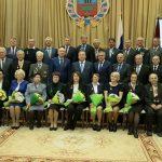 Владимир Отмашкин и Алексей Раченко получили награды от государства и Алтайского края