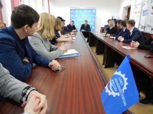 Форум молодежного совета Алтайского отделения  Союза машиностроителей России