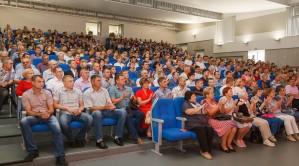 Работники Алтай-Кокса удостоены высоких наград