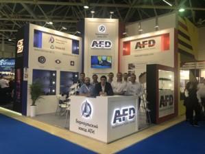 Барнаульский завод АТИ принимает участие в 22-й Международной выставке «MIMS Automechanika Moscow»