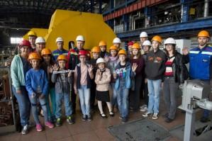 #ВместеЯрче: барнаульские предприятия СГК открывают двери для участников фестиваля энергосбережения