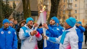 Этап Эстафеты огня XXIX Всемирной зимней универсиады 2019 года пройдет в Барнауле