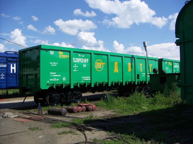 АО «Алтайвагон» отгружает первую партию вагонов для Узбекистана