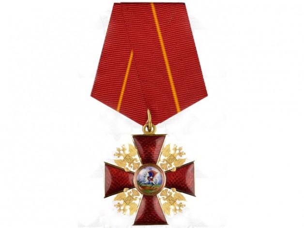 Указом Президента России орденом Александра Невского награжден Владимир Гутенев