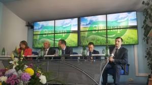 20 февраля 2019 года на предприятии ЗАО «Эвалар» прошло общее собрание Союза промышленников Регионального объединения работодателей Алтайского края.