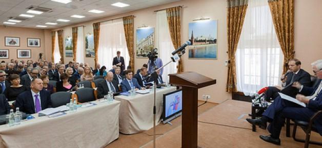 По результатам заседания Правления РСПП: повышение конкурентоспособности российской промышленности и возможности импортозамещения в условиях санкций