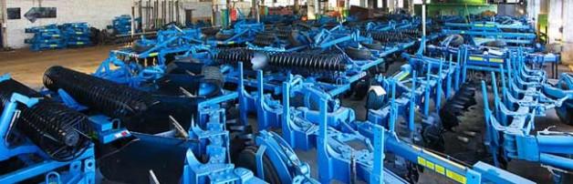 Почвообрабатывающая техника ЗАО «Рубцовский завод запасных частей» будет демонстрироваться на V Межрегиональном агропромышленном форуме «День сибирского поля — 2015»