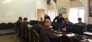 27 октября  прошло заседание  Правления  Союза промышленников Алтайского края.
