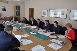 27 сентября  2016г   на  Алтайском  заводе прецизионных изделий  прошло Правление Союза промышленников Алтайского края.